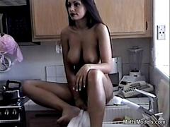 Aria giovanni has a stunning body in one of her first photo shoots.