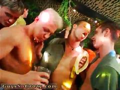 Doctor check young group gay boys physically fit bushmaster does not necessarily mean