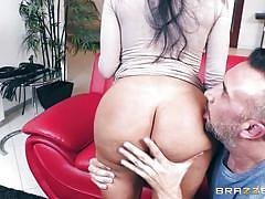 Blindfolded lela star gets fucked hard