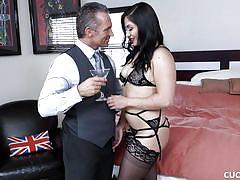 milf, handjob, big tits, blowjob, humiliation, pussy licking, husband watching, cucked xxx, pimp xxx, lea lexis, marcus london, damien thorne