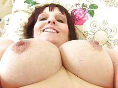 big tits, mature, high heels, solo, stockings, dildo, masturbating, brunette, mature nl, beau diamonds