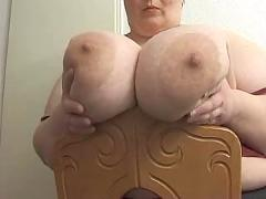 Bbw with huge boobs