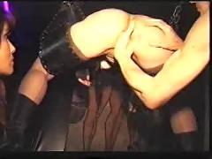 Fist fucking anal
