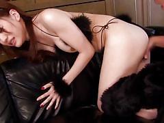 Asian kitty needs big dick