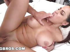 Bangbros - big tit latina maid julianna vega takes dick (mda13561)