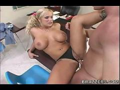 Shyla stylez punished for being late to class