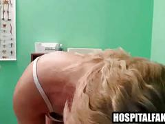 Yummy blonde babe sucks and fucks her horny docpie medicine for hot blonde 720 4