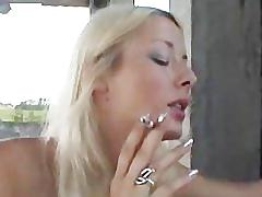 Outdoor smoking and sexing