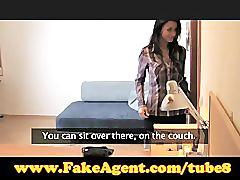 Fakeagent body built for sex