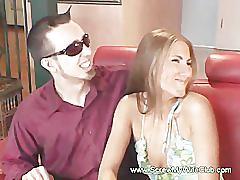 Face fucked a horny wife