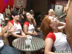 Girlfriends cock suck dancing bear