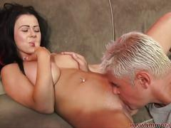 Huge-hooter honey loni rides dick