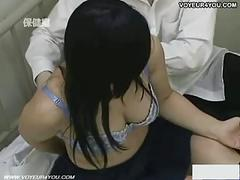 Spy camera videos girl sex voyeur