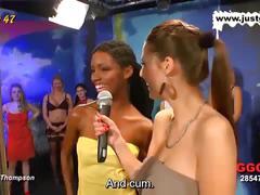 German goo girls - sexy zara's interview [eng subs]