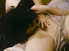 brunettes, hardcore, pornstars, threesomes, vintage