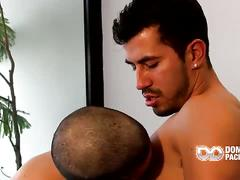 Luigi davila & ian sol in a sensual fuck for luigi