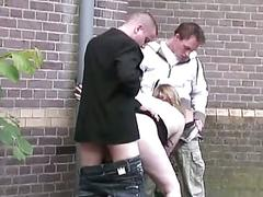 Pregnant - bich working public nudity