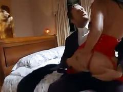 Large tit anal