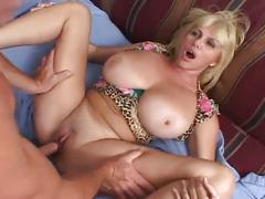 Cum starving big tits milf hardcore pussy attack
