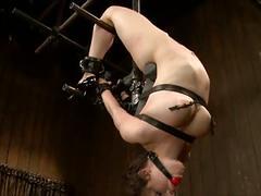 Slave manhandled 2