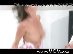 Mom sex with big boob milfs