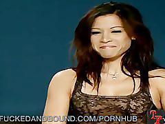 bondage, brunette, anal, bdsm, domination, tied, ass-fuck, ass-fucking, bound, assfucking, spanking, flogging, gagging, analfucking, buttfuck