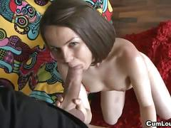Russian babe fucked in spain