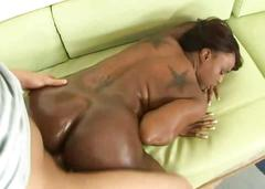 Jada tight black anal ass
