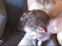 Cock sucking studs sean and johnny