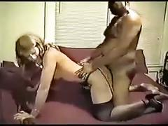 Petite wife and her black lover