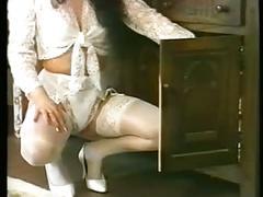 stockings, tits, vintage