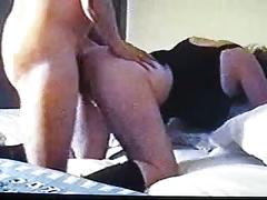 Cheating mature lady fucking in a hotel