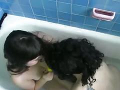 Sapphic bath
