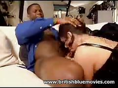 British milf sarah beattie gets black cock anal hardcore
