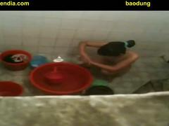 Vietnam student hidden cam in bathroom