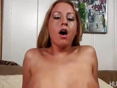 Super hot lizzy london drilled hard in her cunt