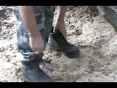 Lakeside slave humiliation