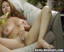 Sexy babe lilliana almost losing her mind