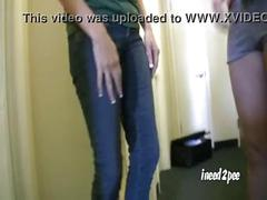 Behind the scenes of jeans wetting ineed2pee 22