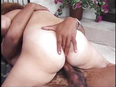 Horny bimbo whor getting pussy nailed