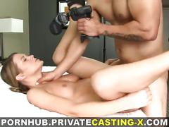 Private casting-x - hottie loves it wild and rough