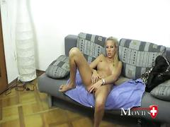 Masturbation movie with student electra wild 21