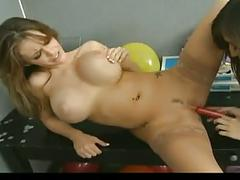 Office girls lesbian sex bvr