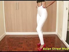 Asian girl wanton