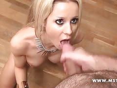 Louana sexy blond casting