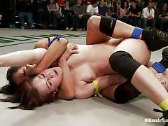 small tits, redhead, wrestling, foursome, milfs, tattooed, lesbian fight, black hair, wrestling arena, double team, cheyenne jewel, sahara rain, beretta james, izamar gutierrez, ultimate surrender, kinky dollars