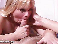 Bbw cassie blanca takes a creampie ass