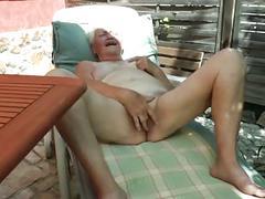 grannies, masturbation, tits