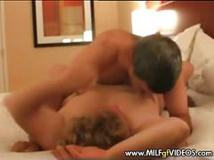 Bbw amateur milf sex at home