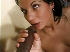 Monica and venus take on black dicks